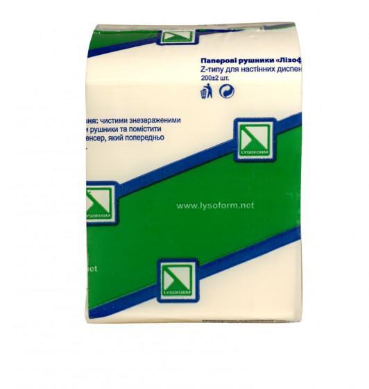 бумажные полотенца Лизо-4